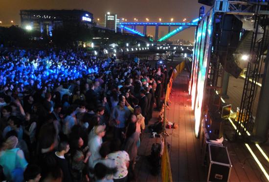 上海草莓音乐节