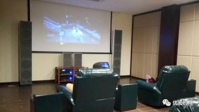UC-3D全景声影院,海航高端别墅标配!