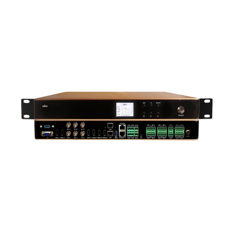 YM-RV800   【互动型】八路高清录播主机