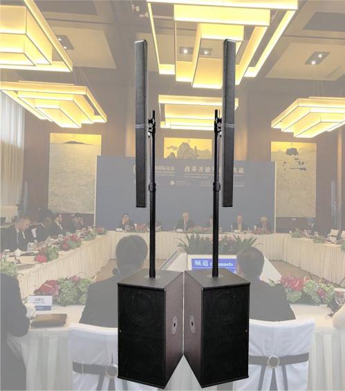 流动型扩声系统