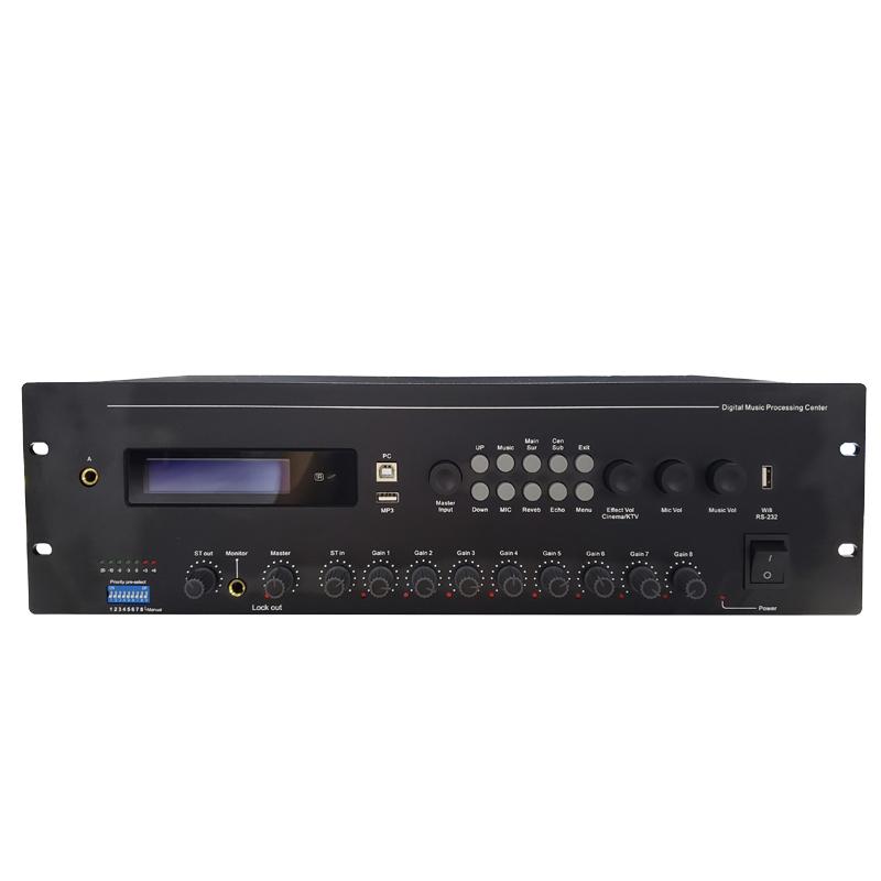HH-92 音频处理器