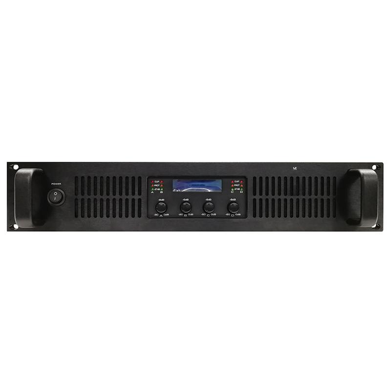PA-4800 四通道专业功率放大器