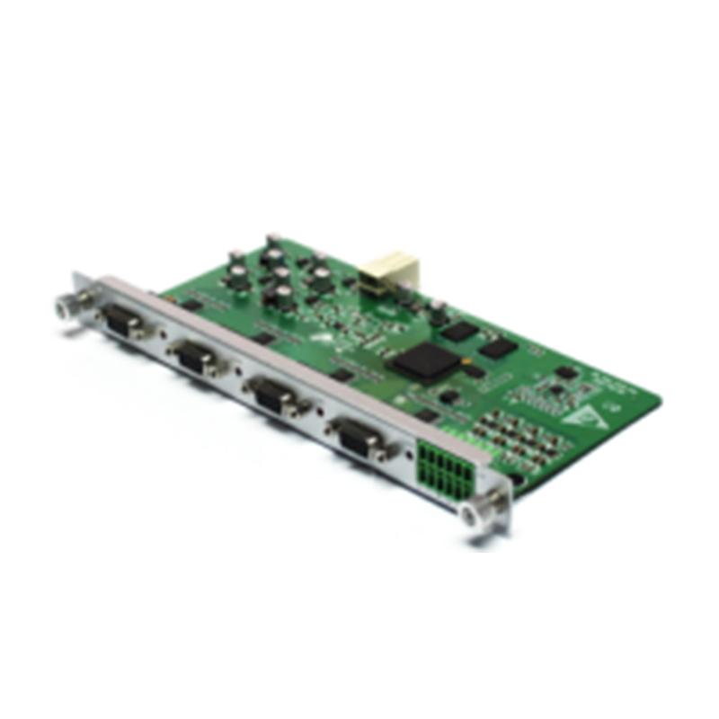 VGA-IN4  4路VGA输入板卡接口